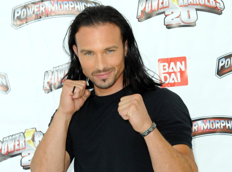 Image: Actor Ricardo Medina, Jr. of Power Rangers Samurai Has Been Arrested For Murder