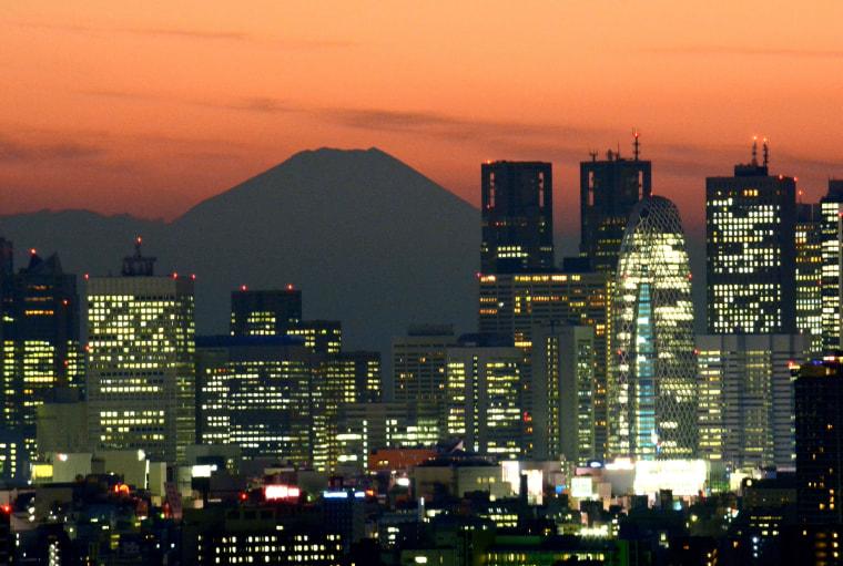 Image: JAPAN-ECONOMY