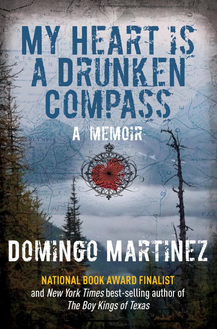 """My Heart Is A Drunken Compass"" by Domingo Martinez Credit: Lyons Press"
