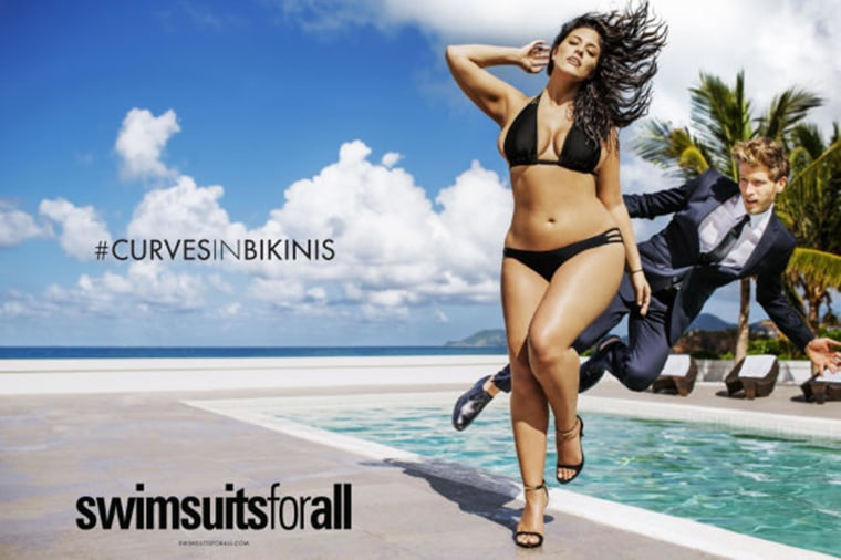 523d109f5dc6b Sports Illustrated Swimsuit Edition Features Plus-Size Bikini Ad
