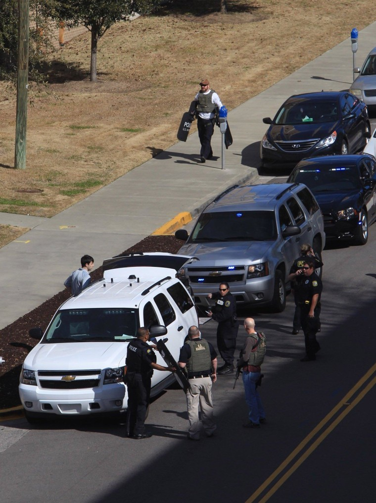 Image: South Carolina shooting