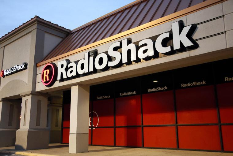 Image: RadioShack store in Dallas