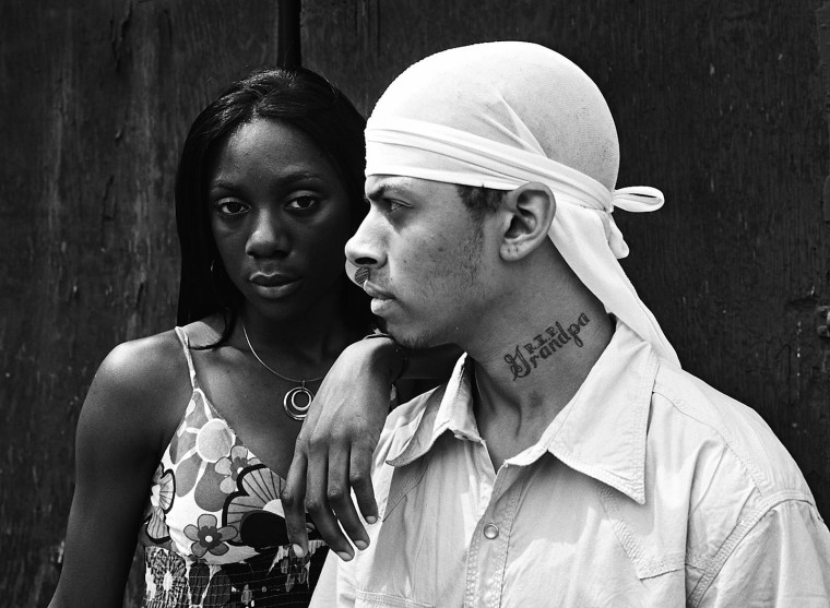 Image: Young couple in Bedford-Stuyvesant