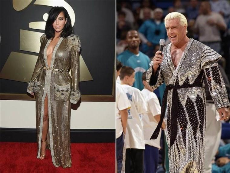 Kim Kardashian Grammys