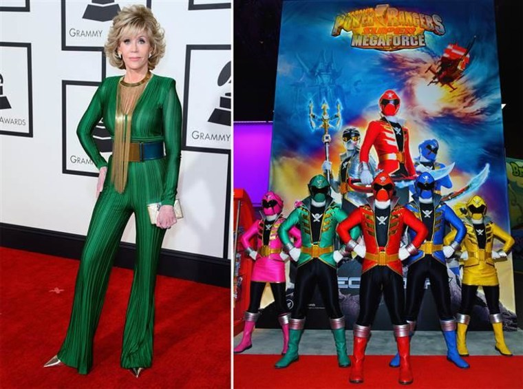 Jane Fonda Grammys