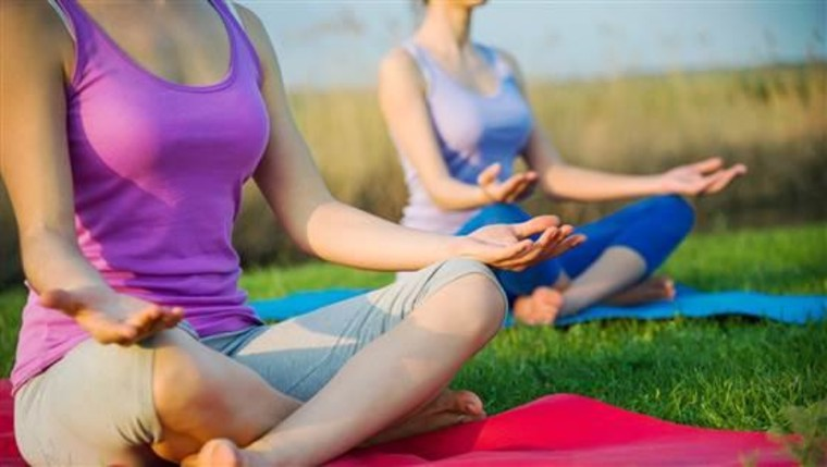 Twice as many Americans are trying yoga as did a decade ago, a new study finds.