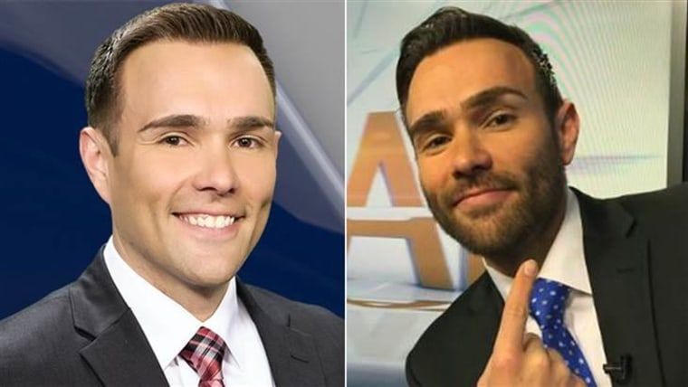 Local NBC anchors join No-Shave TODAY: Which beard is your favorite?