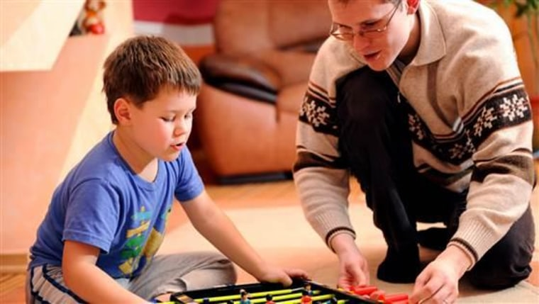 An experiment found parents act more dishonestly in front of sons than daughters.