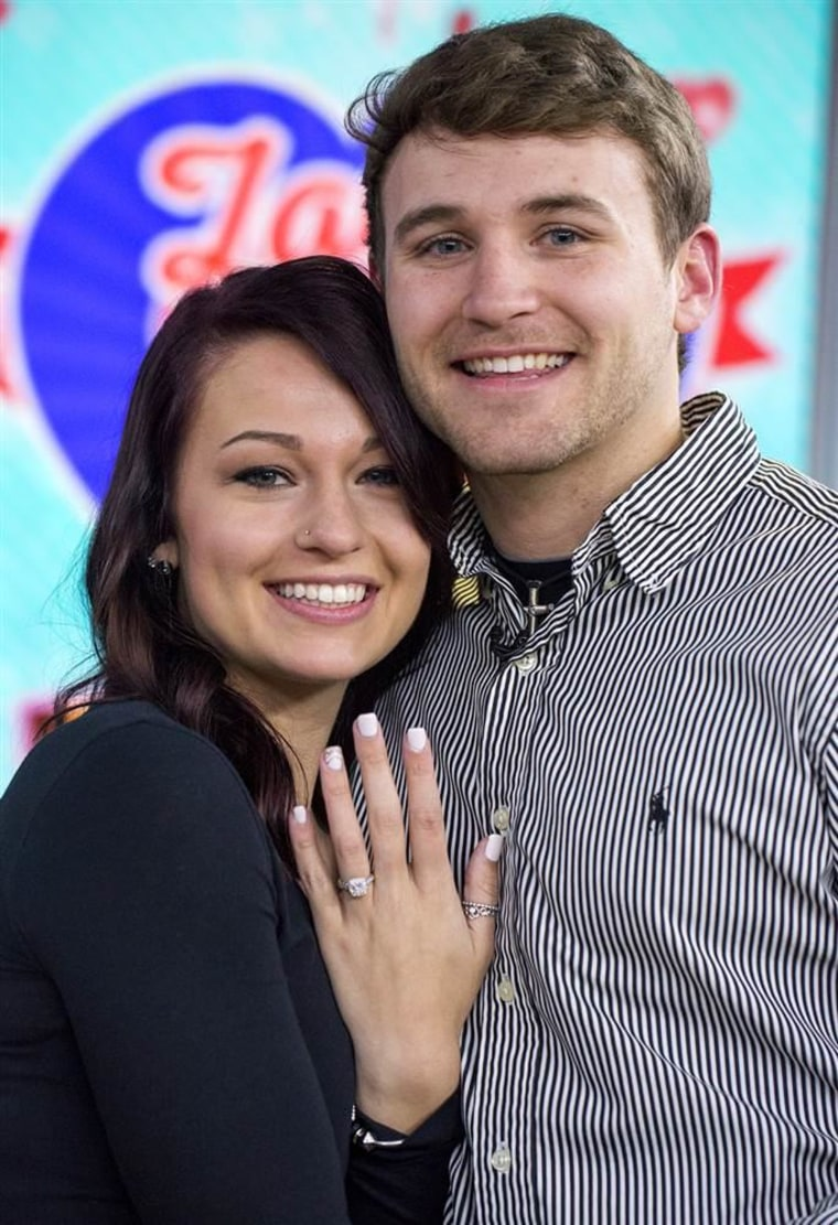 Check out that ring!