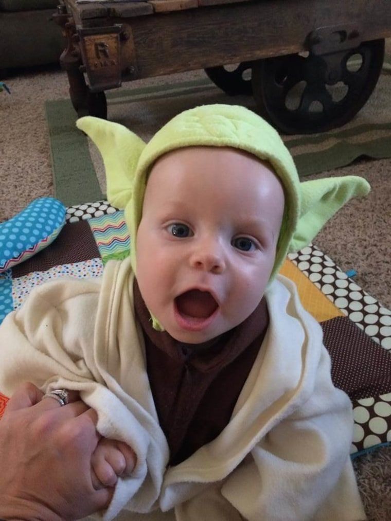 Yoda Halloween Costume  sc 1 st  Today Show & 61 awesome last-minute Halloween costume ideas