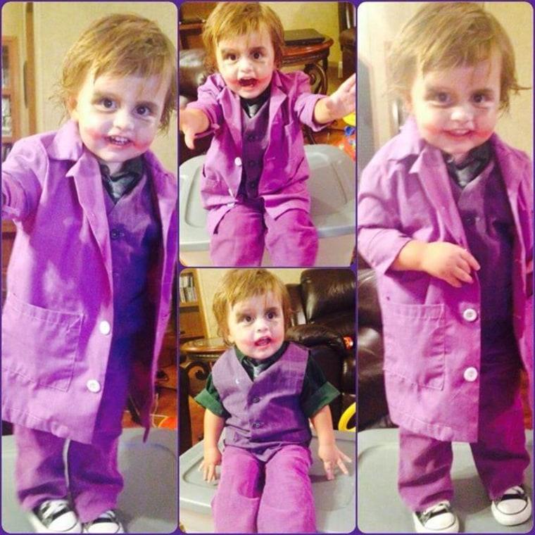 The Joker ;)