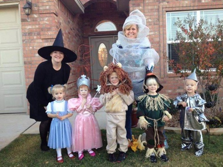 family halloween costumes the wizard of oz