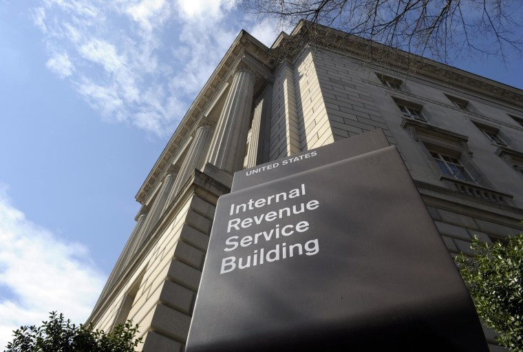Image: IRS building