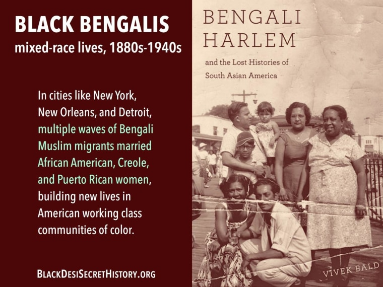 In honor of Black History Month, Anirvan Chatterjee has gathered images and historical anecdotes to remind Americans about the shared history between South Asian and Black communities in this country.