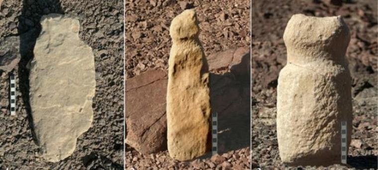 Sexy Symbols Found at Ancient Cult Sites in Israel
