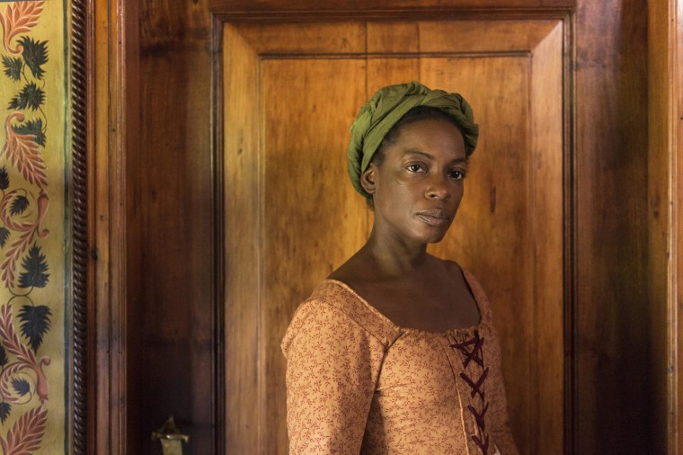 Image: Aunjanue Ellis in The Book Of Negroes