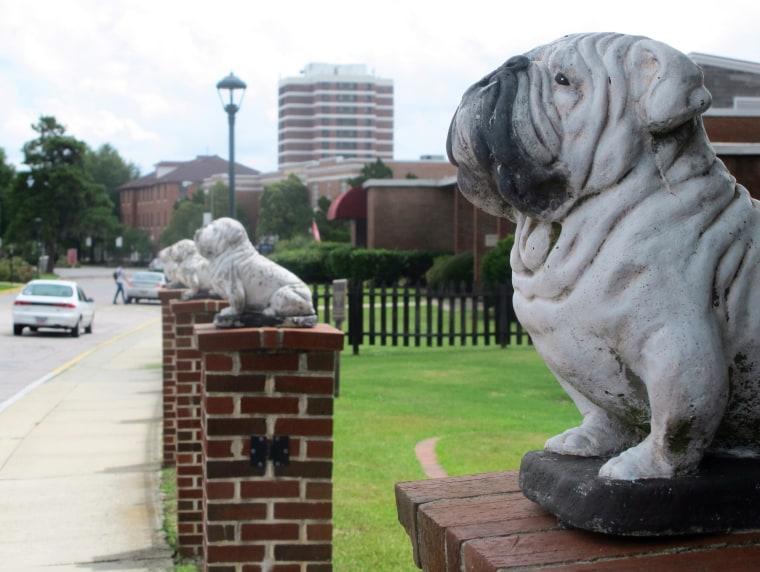 Image: South Carolina State University Exterior