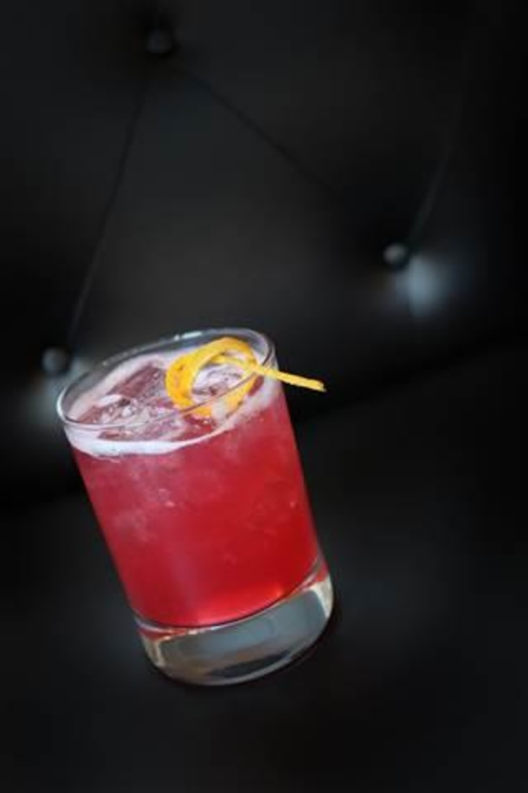 Want Knot cocktail