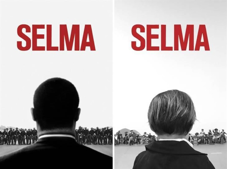"Sadie in ""Selma"""