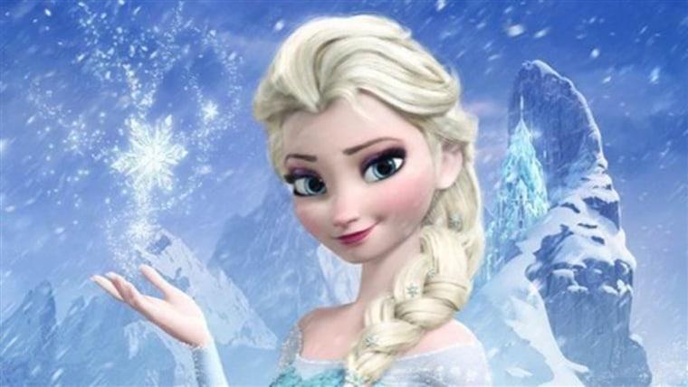 """Image: """"Frozen's"""" Elsa"""
