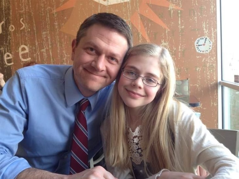 Rowan Hansen's letter to DC Comics got a boost when her father, Jim, posted it online.