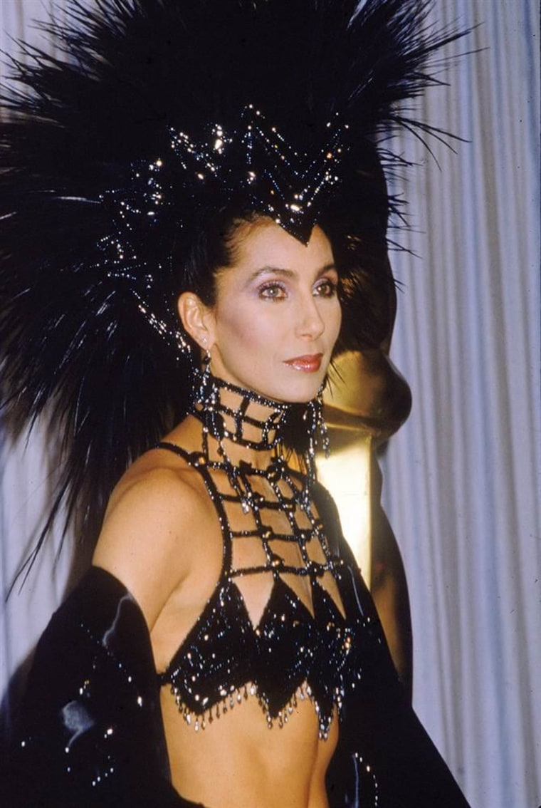 Cher's 1986 spiderweb ensemble was one of the Oscars' most memorable looks of all time.