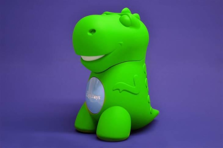 CogniToys are extremely popular on Kickstarter.