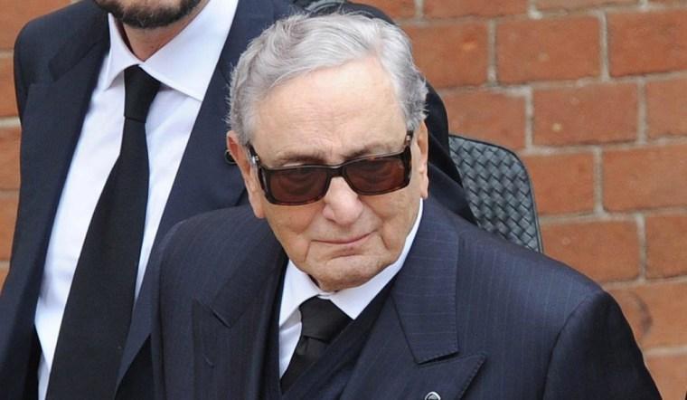 Image: Michele Ferrero in 2011