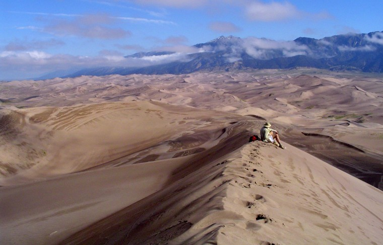 Image: Great Sand Dunes