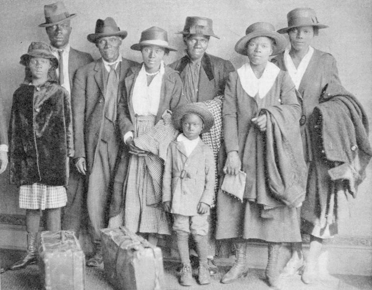 African American Migrants