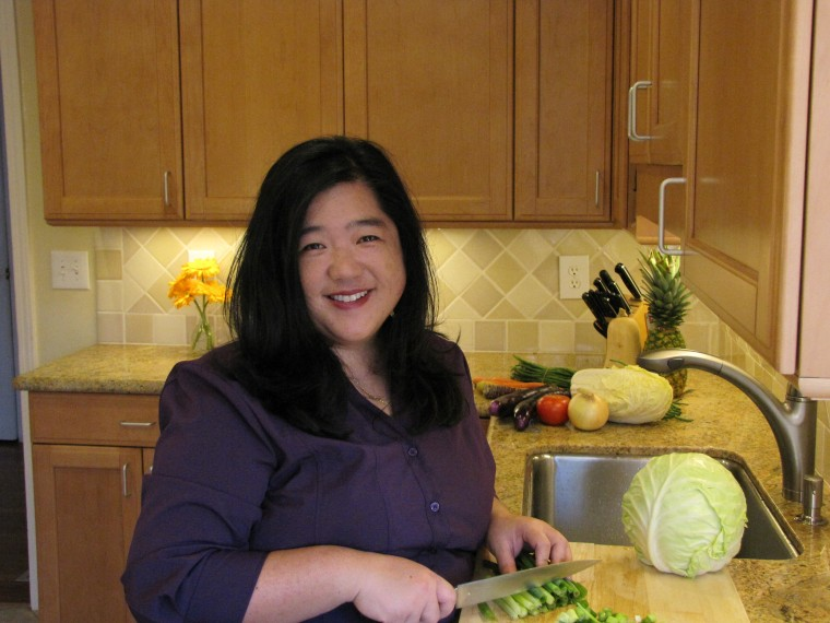 Sharon Wong shares recipes and food-inspired family stories at www.nutfreewok.com.