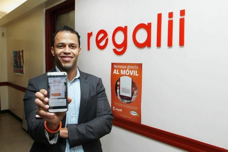 Edrizio De La Cruz, co-founder of Regalii