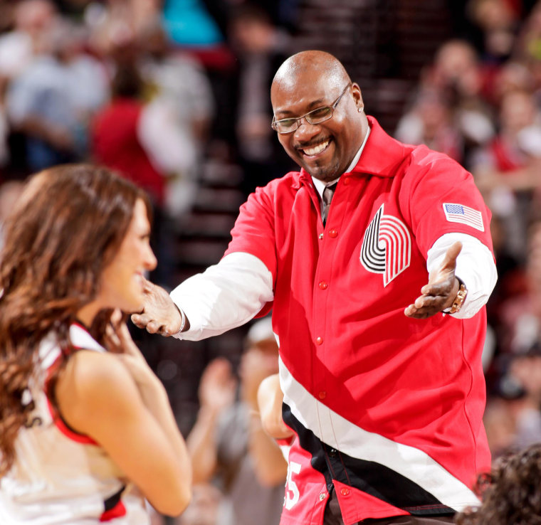 Blazers Thunder Reddit: Trail Blazers Legend Jerome Kersey Dead At 52