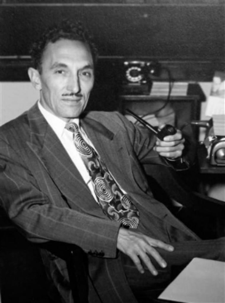 The late noted scholar and civil rights advocate George P. Sanchez