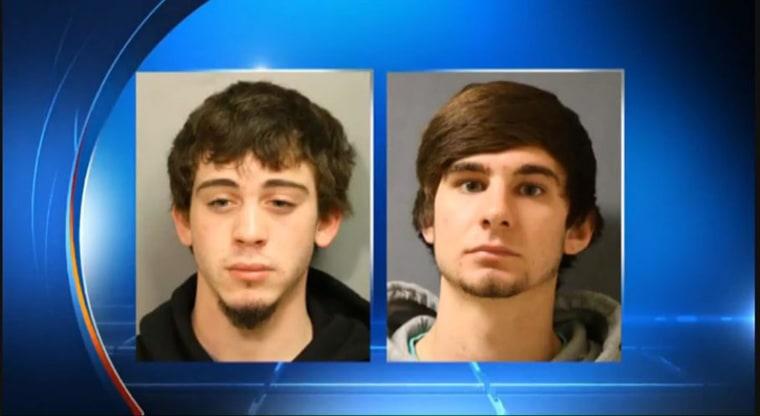 Images: Teen Suspects in WalMart Blow Dart Case
