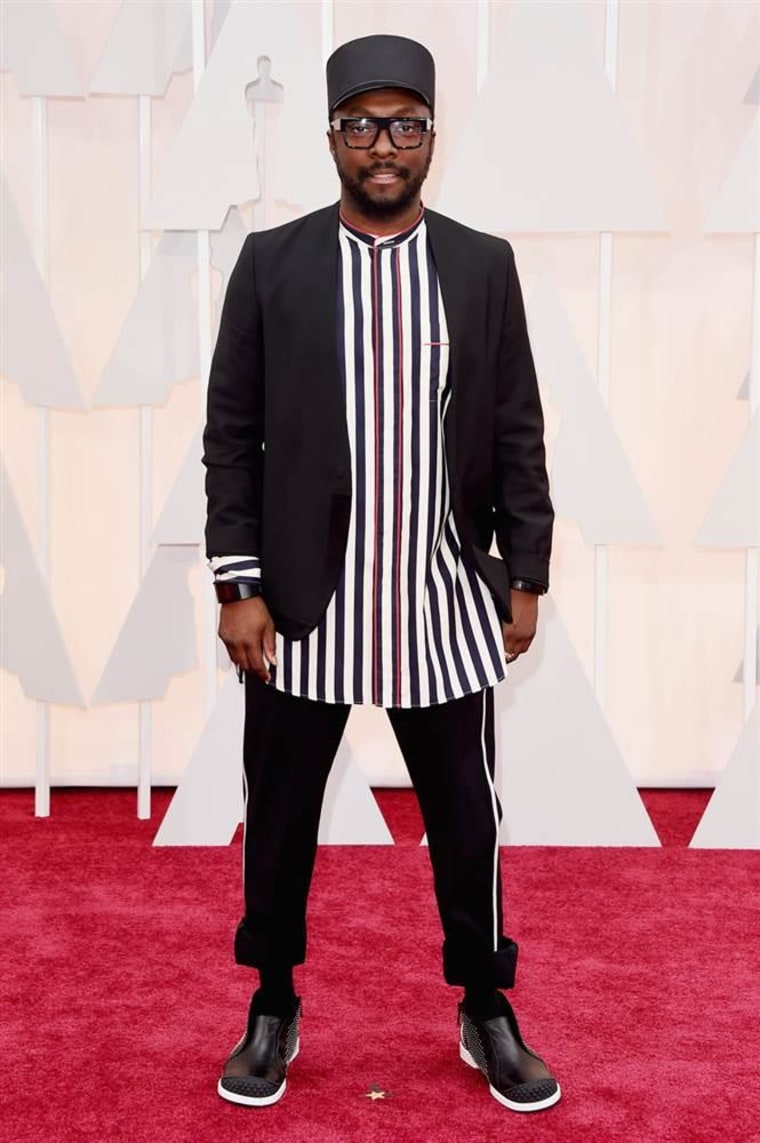 Will i Am attends the 87th Annual Academy Awards.