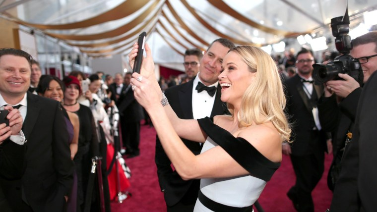 Image: 87th Annual Academy Awards - Red Carpet