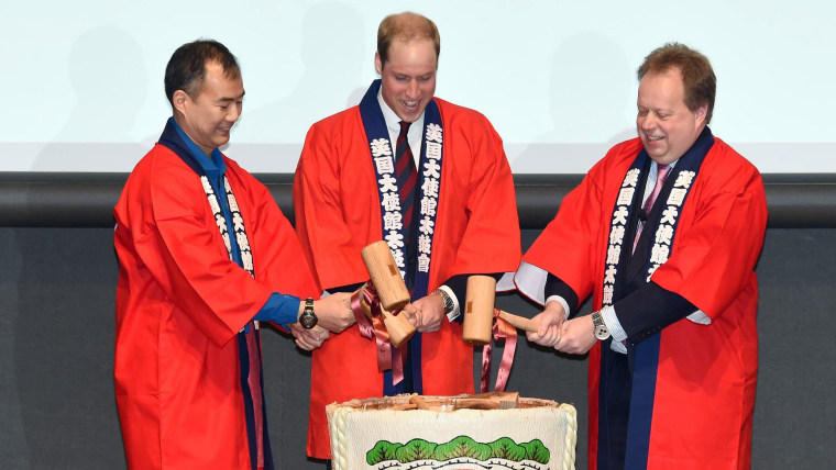 Image: JAPAN-BRITAIN-DIPLOMACY-ROYALS
