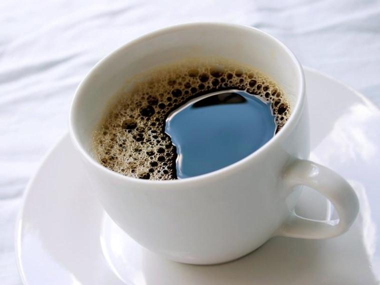 Coffee, a medical elixir?