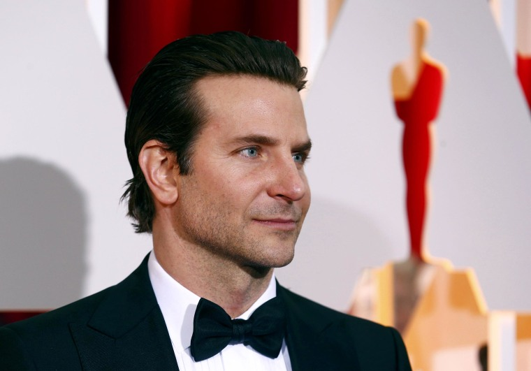 Image: Bradley Cooper arrives at the 87th Academy Awards in Hollywood,