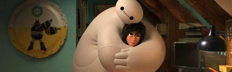 Big Hero 6 won a 2015 Academy Award for Best Animated Feature.