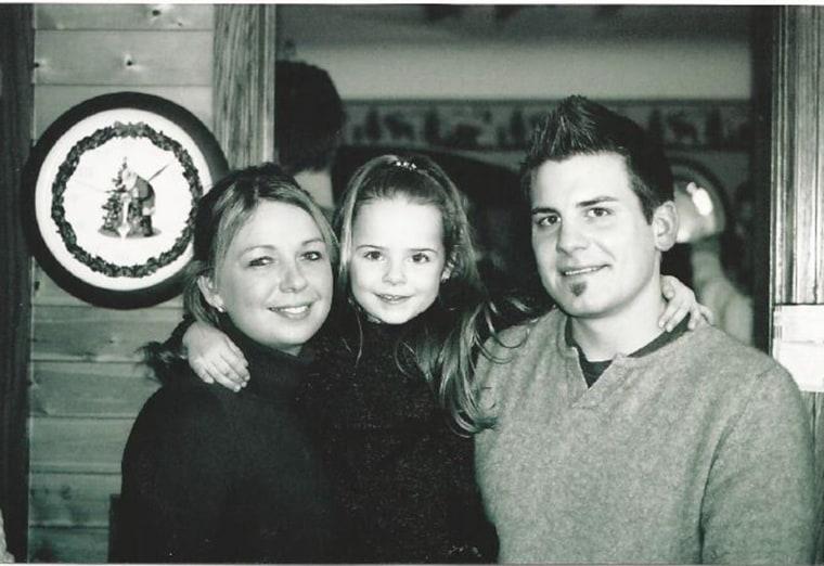Image: Jason Simcakowski and family