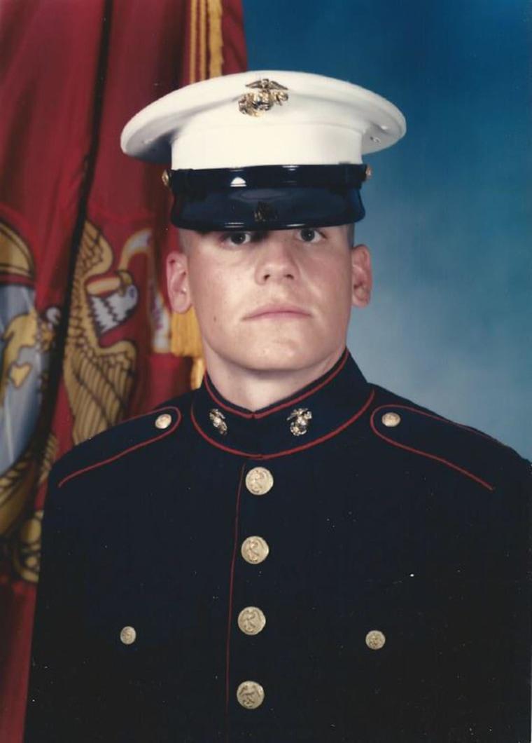 Image: Marine Portrait of Jason Simcakowski