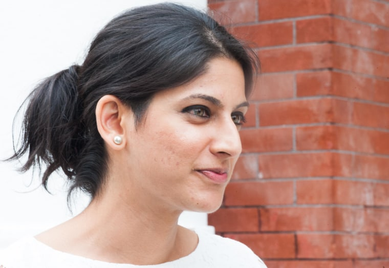 """""""Often times as women we bring pieces of ourselves to the workplace or religious spaces and it's usually a piece that's defined by someone else,"""" said Sana Muttalib, 31, on why a women-only space is so important."""