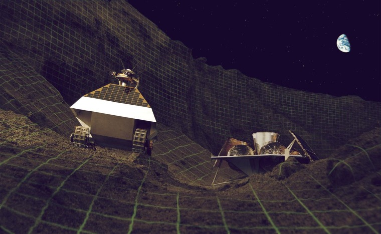 'NASCAR on the Moon': Hakuto and Astrobotic Pair Up for Prize