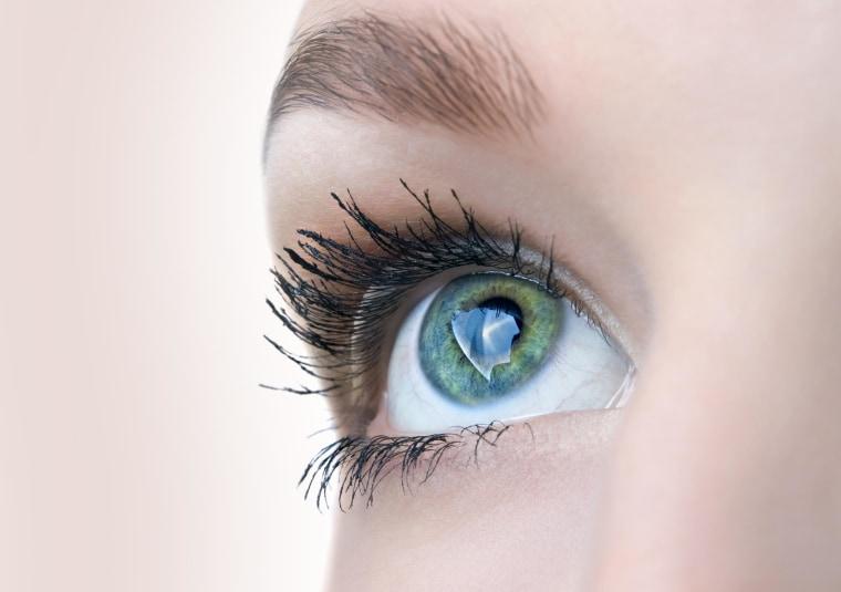 Image: Eyelashes