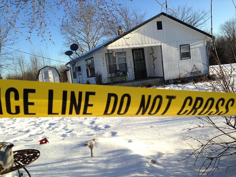 2028f2e98f8c9 Nine Dead, Including Gunman, After Missouri Shooting Spree: Police