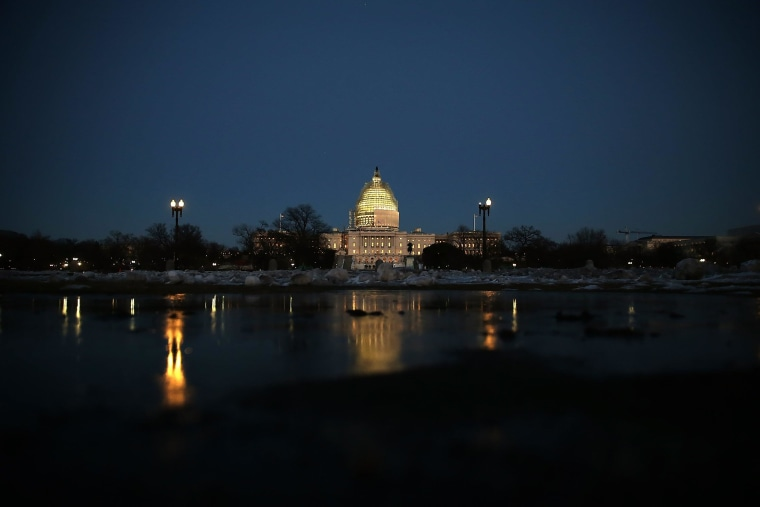 Image: House Fails To Pass Bill Funding Homeland Security Department