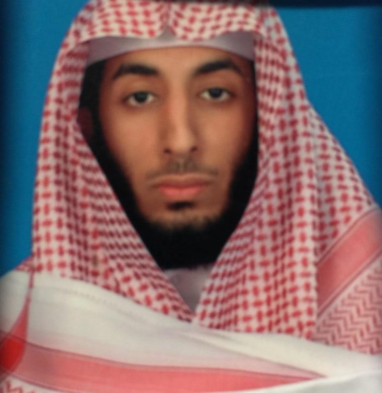 Image: Mohammed Emwazi in 2010