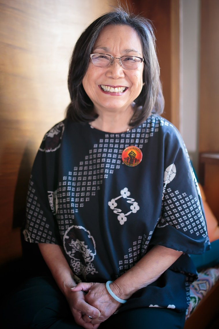 Pam Tau Lee, 67, will be inducted into the Hall of Resistance at the Ancient Africa, Enslavement and Civil War Museum in Selma, Alabama, created in tribute to those who work against oppression in all parts of the Diaspora.
